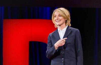 Elizabeth Gilbert TED